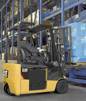 warehouse logistics and material handling equipment