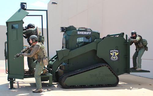 The Rook Armored Critical Incident Vehicle