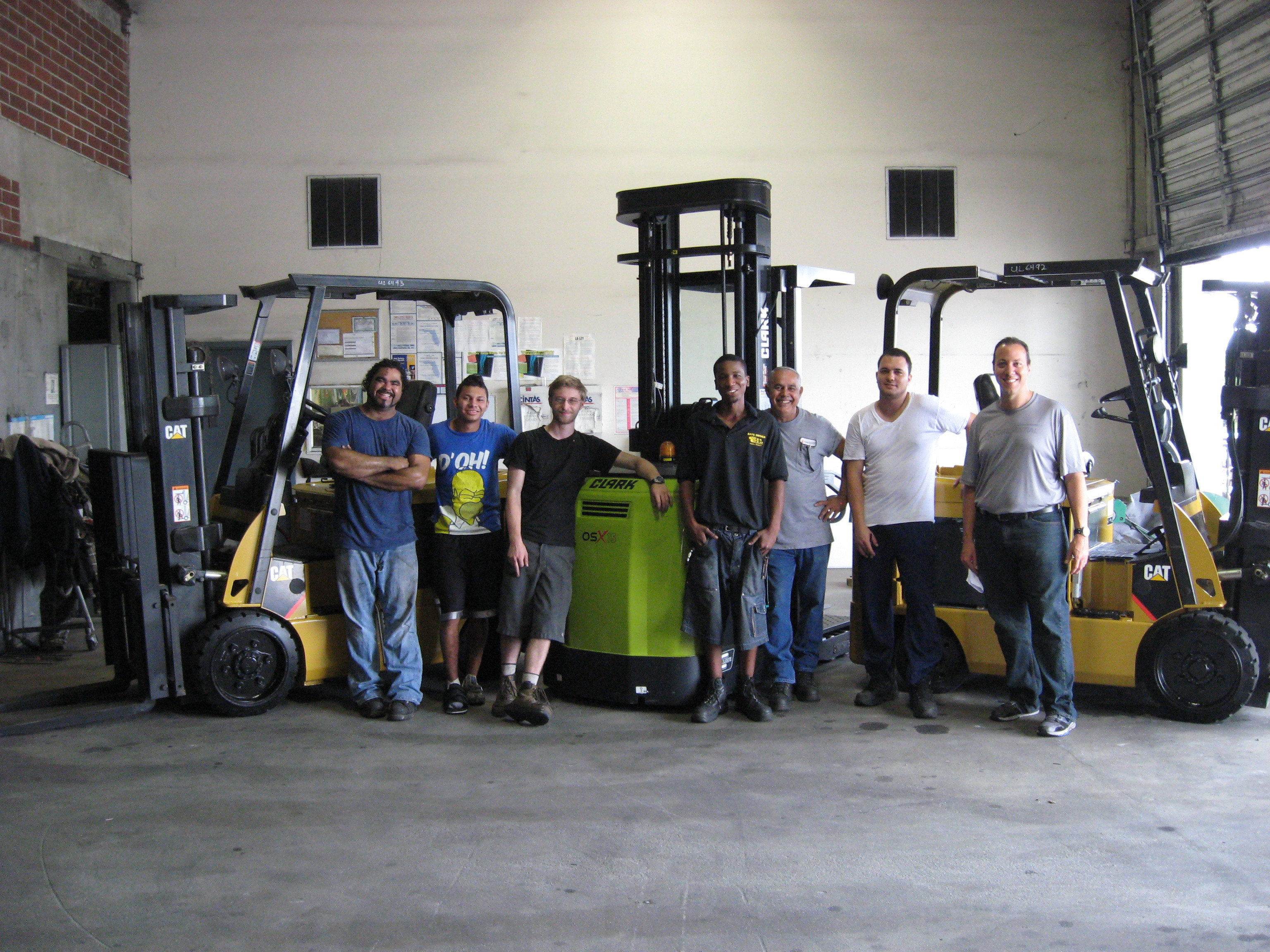 Corasential recently turned to Ring Power Lift Trucks to lower forklift fleet operational costs.
