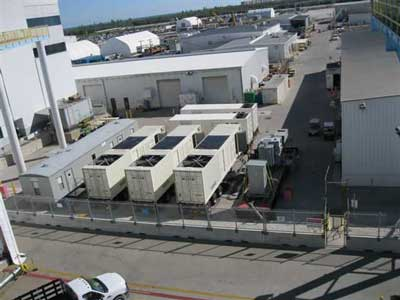Ring Power Systems Tests Turbine Generators at Florida Power & Light