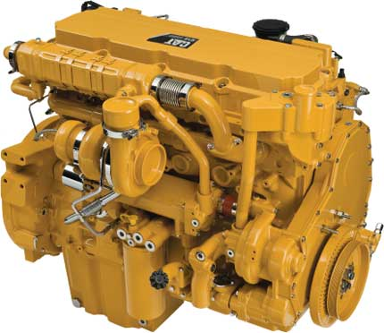 CATERPILLAR C13 ACERT Engine Now Tier IV Interim Certified