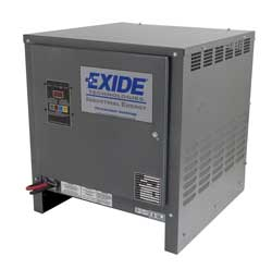 forklift battery chargers by exide