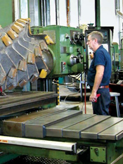 machining, welding, fabrication, radiator repair, hydraulic repair