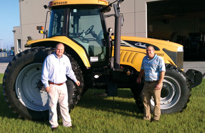 farm tractor sales, parts and service reps in Florida