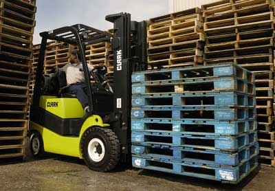 forklift leasing and financing