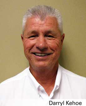 tampa heavy equipment sales rep, darryl kehoe