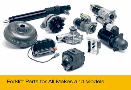 forklift parts miami