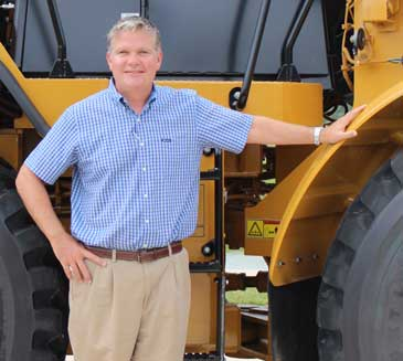 Chris Zeras named Orlando Regional Manager for Ring Power, the Caterpillar Heavy Equipment Dealer.